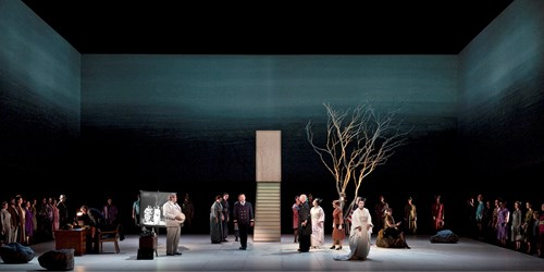 Fra Madama Butterfly