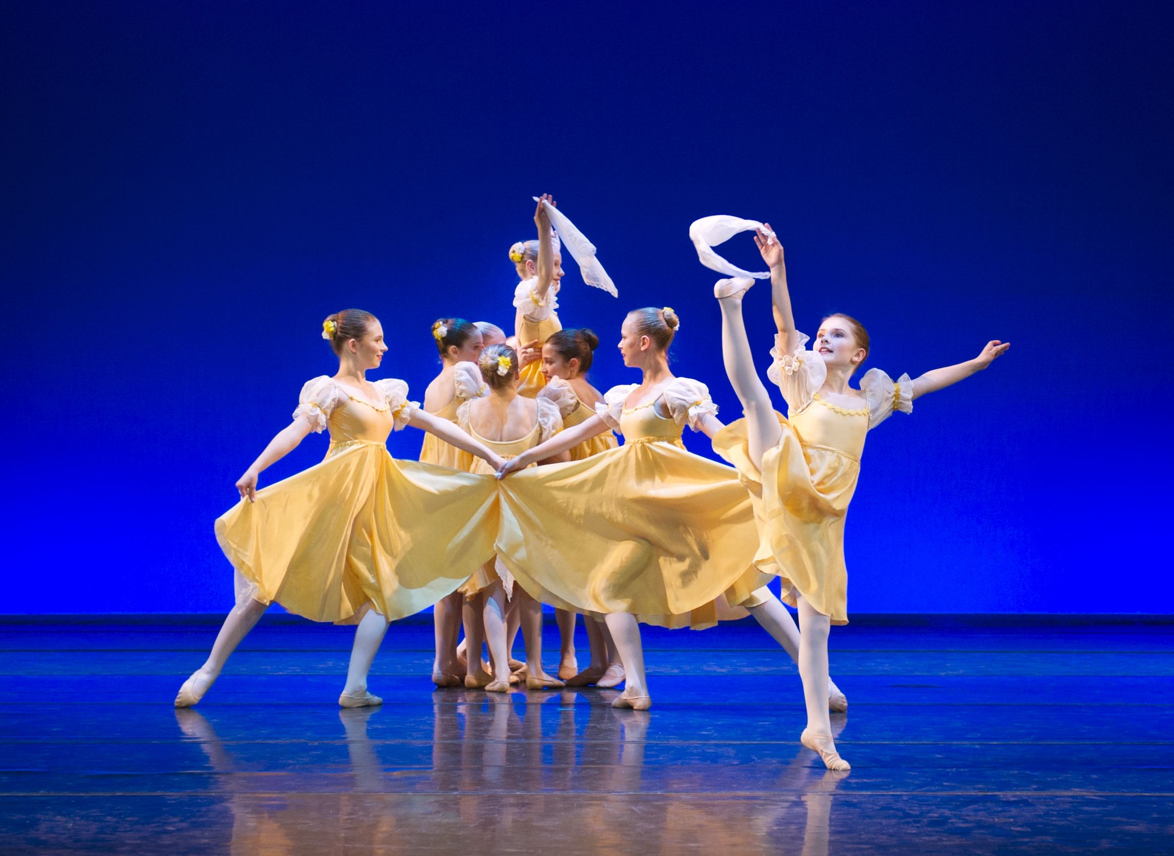 ballet forestillinger